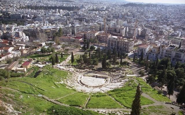Dionysus-Theatre