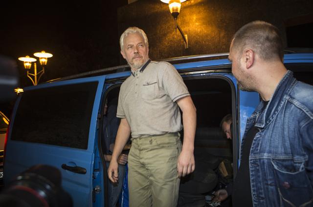 Ελεύθεροι τέσσερις απαχθέντες του ΟΑΣΕ στην Ουκρανία