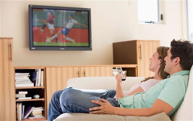 «Προσοχή: Η τηλεόραση σκοτώνει»