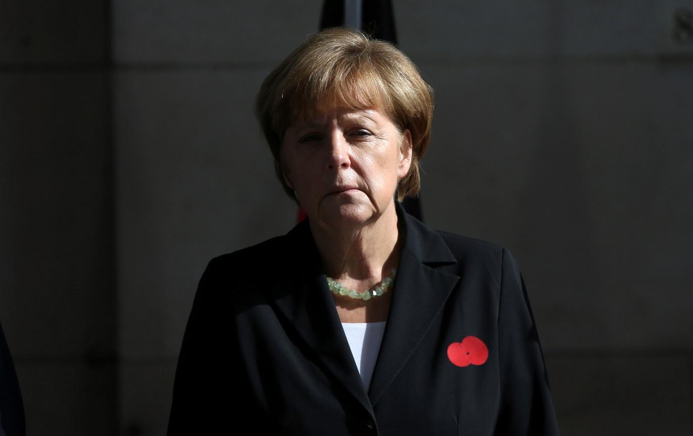 Η Μέρκελ τιμά τους δράστες της απόπειρας εναντίον του Χίτλερ