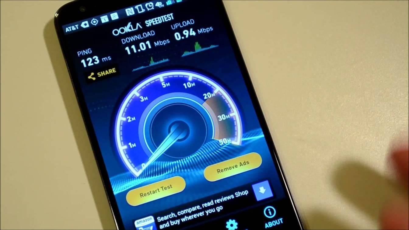 Πόσο γρήγορη είναι η 3G σύνδεσή σας;