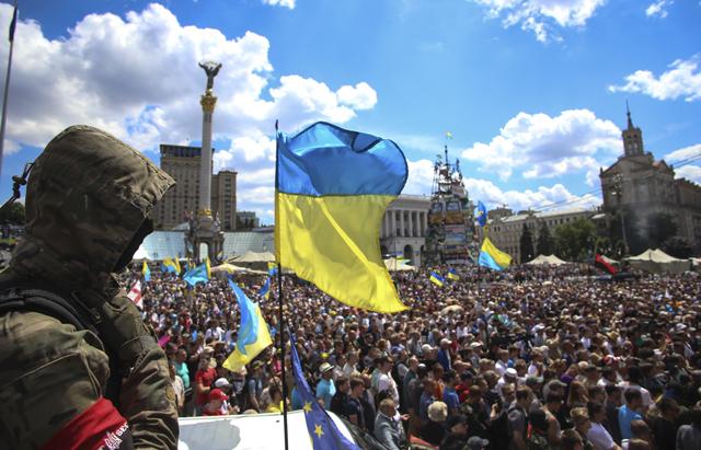 Δημοσιογράφος της ρωσικής τηλεόρασης σκοτώθηκε στην ανατολική Ουκρανία