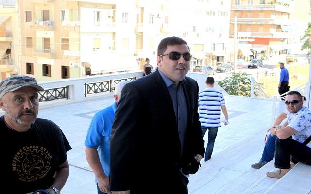 Άλλος ένας βουλευτής της Χρυσής Αυγής οδηγείται στη φυλακή