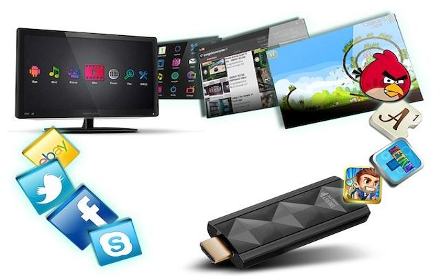 Τα smartphones θέλουν να κατακτήσουν την TV σας