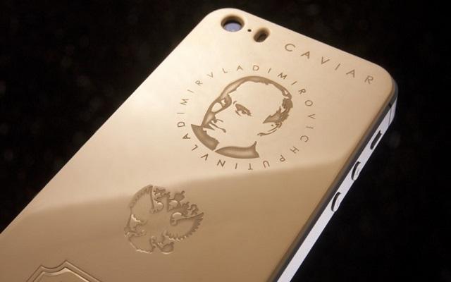 Ένα iPhone για τον Πούτιν