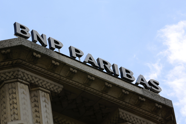 Η BNP Paribas δηλώνει ένοχη και πληρώνει 9 δισ. δολάρια