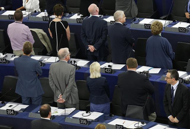 «Άρχισαν τα όργανα» με τους ευρωσκεπτικές στο ευρωκοινοβούλιο