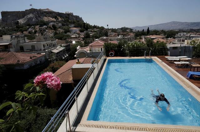 Αύξηση των τιμών στα ξενοδοχεία της Αθήνας