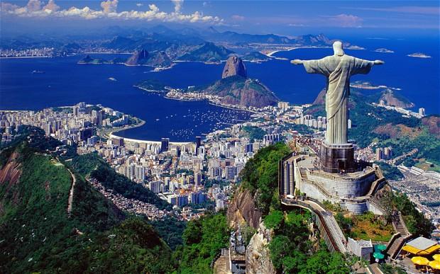 Η Βραζιλία δεν είναι μόνο σάμπα και Μουντιάλ