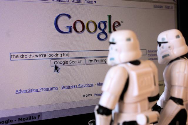 Τα επτά θανάσιμα αμαρτήματα του «Googling»