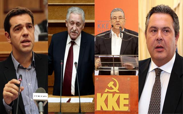 Έντονες πολιτικές ζυμώσεις με φόντο το δημοψήφισμα