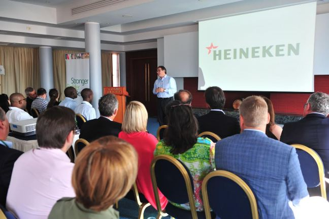 Στην Ελλάδα το παγκόσμιο συνέδριο του Ομίλου Heineken