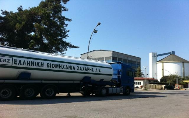 Κλείνουν δύο εργοστάσια της Ελληνικής Βιομηχανίας Ζάχαρης