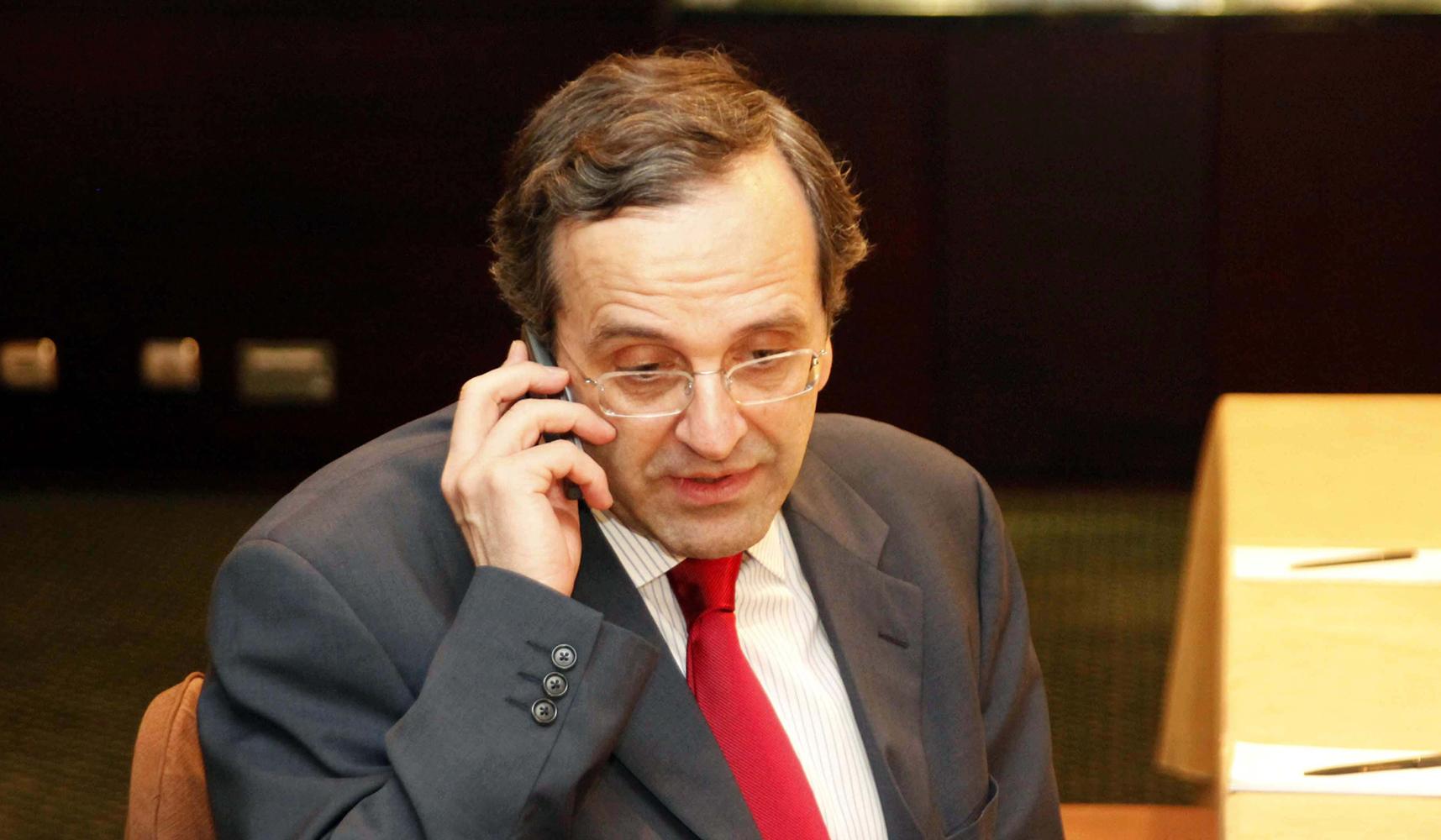«Η NSA παρακολουθεί και το τηλέφωνο του Αντώνη Σαμαρά»