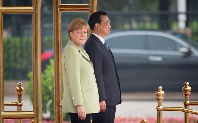 Μέρκελ: Η Γερμανία είναι ανοιχτή σε περισσότερες κινεζικές επενδύσεις, υπό όρους και με κανόνες