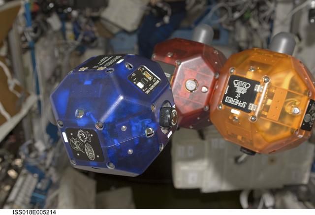 Κινητά της Google γίνονται τα «μάτια» των αστροναυτών