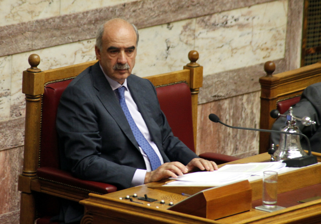 Δεν αλλάζει τη στάση του για το δημοψήφισμα ο Μεϊμαράκης