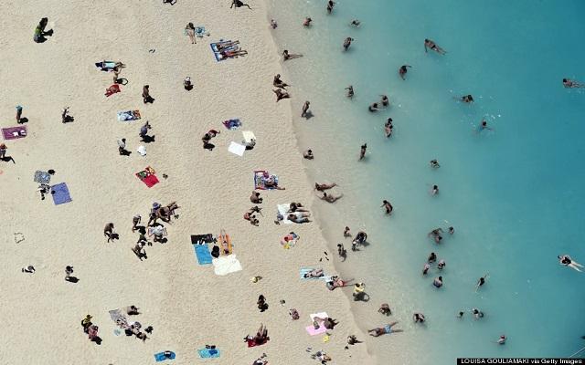 Η καλύτερη παραλία του κόσμου είναι ελληνική