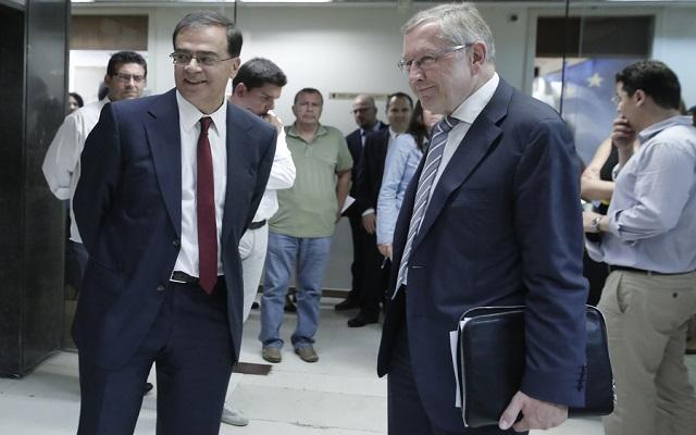 Ρέγκλινγκ: «Έχουμε επενδύσει στο μέλλον της Ελλάδας»