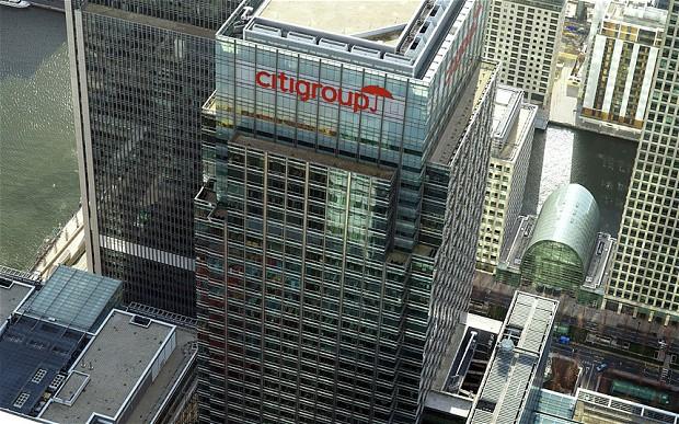 Βαριά «καμπάνα» για τη Citigroup