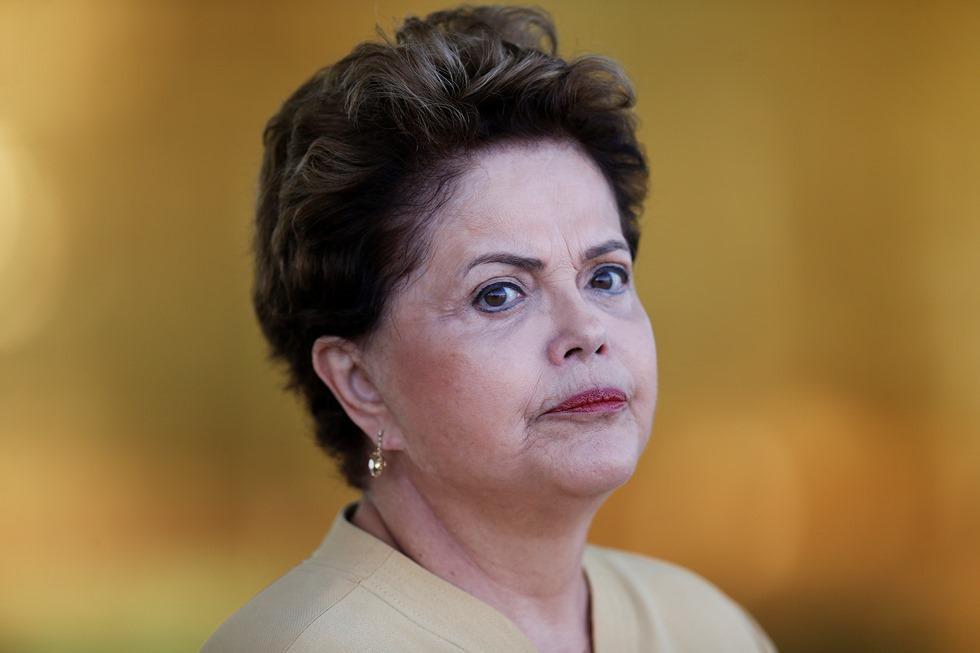 Η «θλίψη» της Ρούσεφ και οι παροτρύνσεις στους Βραζιλιάνους