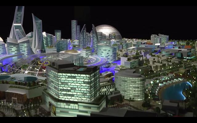 Το Ντουμπάι ετοιμάζει μία «κλειστή», κλιματιζόμενη πόλη