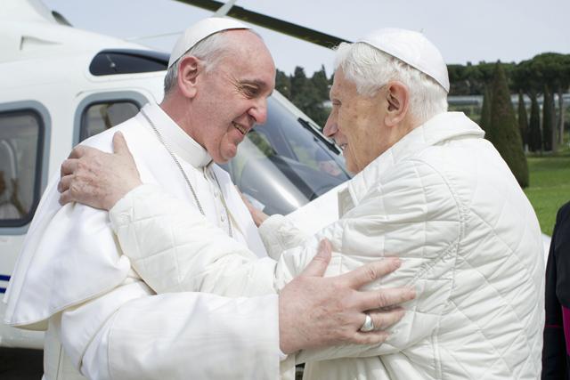 Ο «τελικός των δύο Παπών»