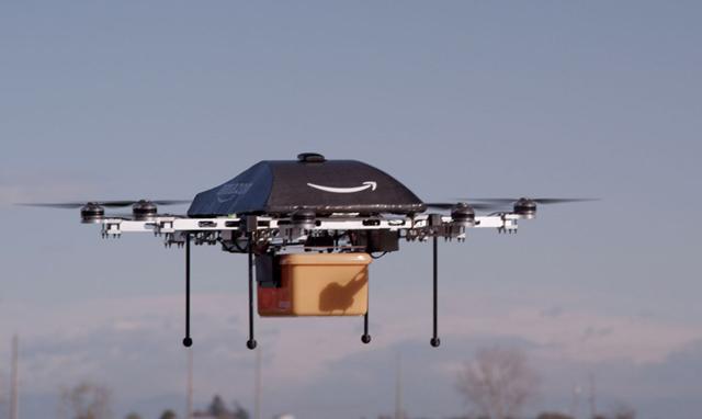 Amazon προς FAA: Αφήστε μας να πετάξουμε τα drone μας