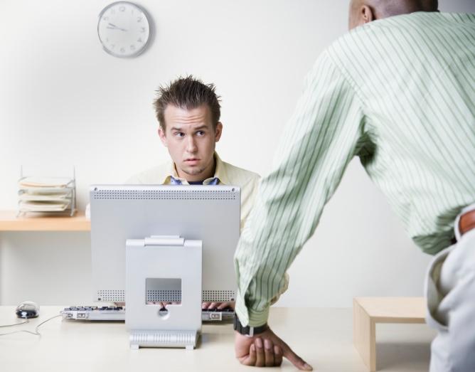 Τι να κάνετε αν δεν σας συμπαθεί το αφεντικό σας