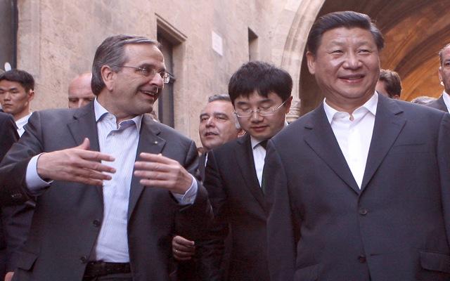 Περνούν σε νέα εποχή οι σχέσεις Ελλάδας-Κίνας