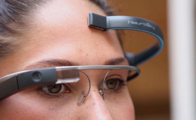 Ελέγξτε τα Google Glass με τη δύναμη του… μυαλού