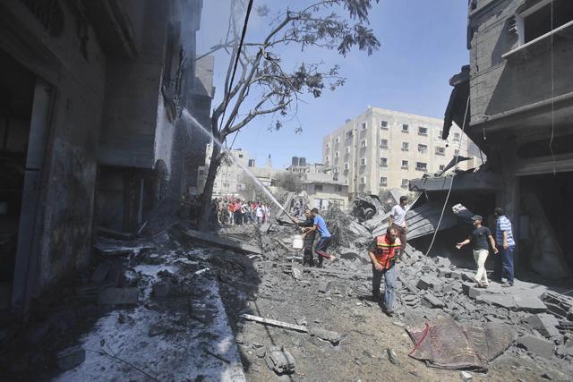 Πρόταση του Ισραήλ για κατάπαυση πυρός στη Λωρίδα της Γάζας