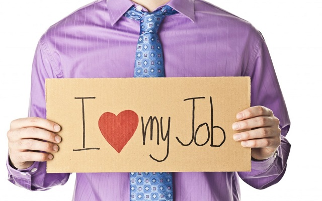 Πως να αγαπήσετε τη δουλειά σας τώρα!