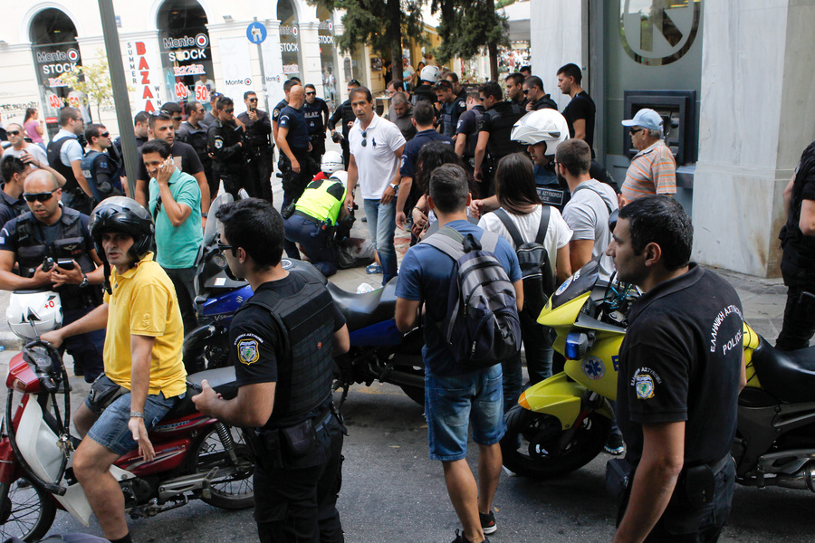 Η ανακοίνωση της αστυνομίας για τη σύλληψη Μαζιώτη
