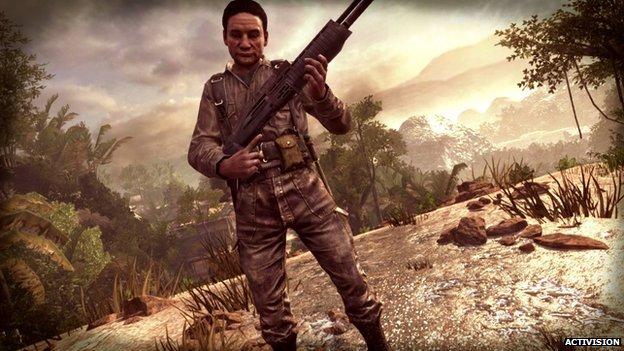 Ο δικτάτορας που μήνυσε το Call of Duty