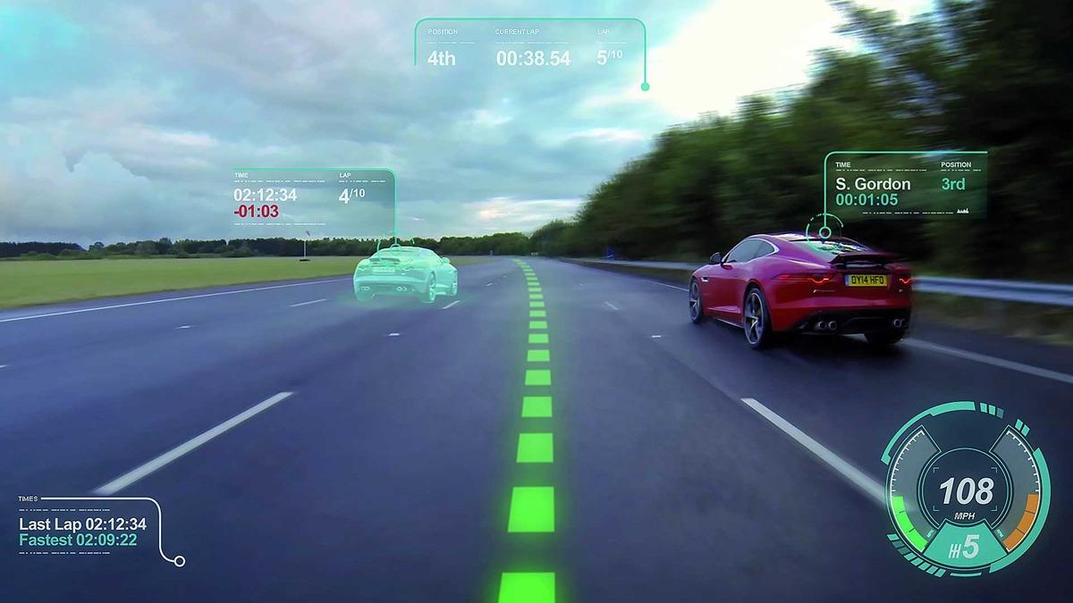 Η Jaguar μας μεταφέρει στον κόσμο των video games