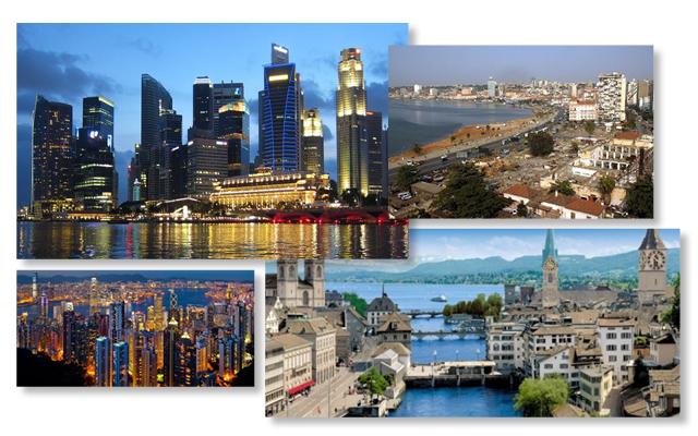 Οι δέκα πιο ακριβές πόλεις του κόσμου