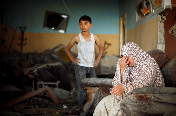 Ανθρωπιστική βοήθεια 11 εκατ. ευρώ στους άμαχους της Γάζας
