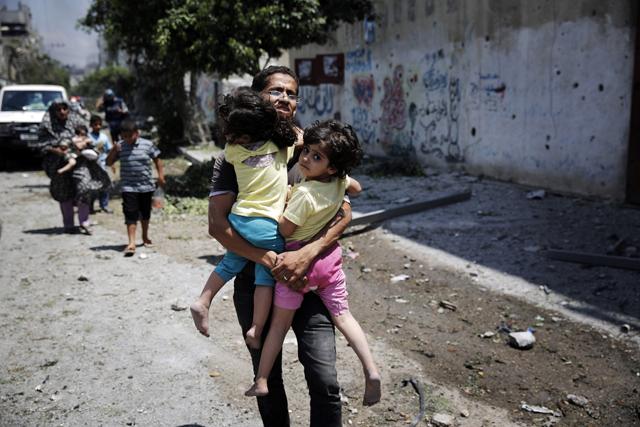 Η πιο αιματηρή μέρα του πολέμου στη Γάζα