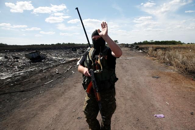 Ουκρανία: Βομβαρδισμοί στον σιδηροδρομικό σταθμό του Ντονέτσκ