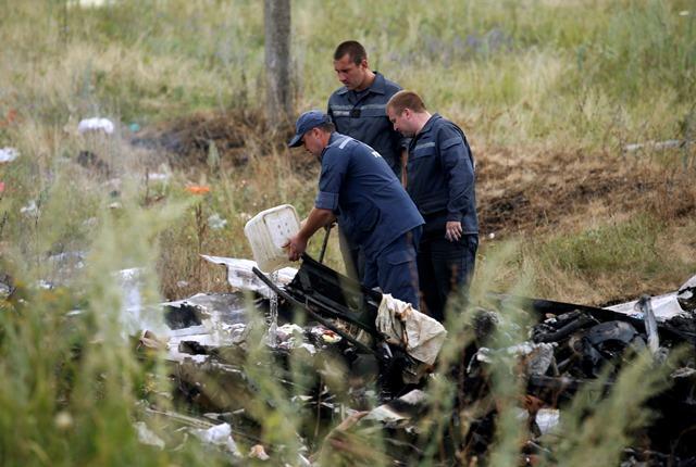 Νέα στοιχεία για την πτώση του Μπόινγκ από το ρωσικό υπουργείο Άμυνας