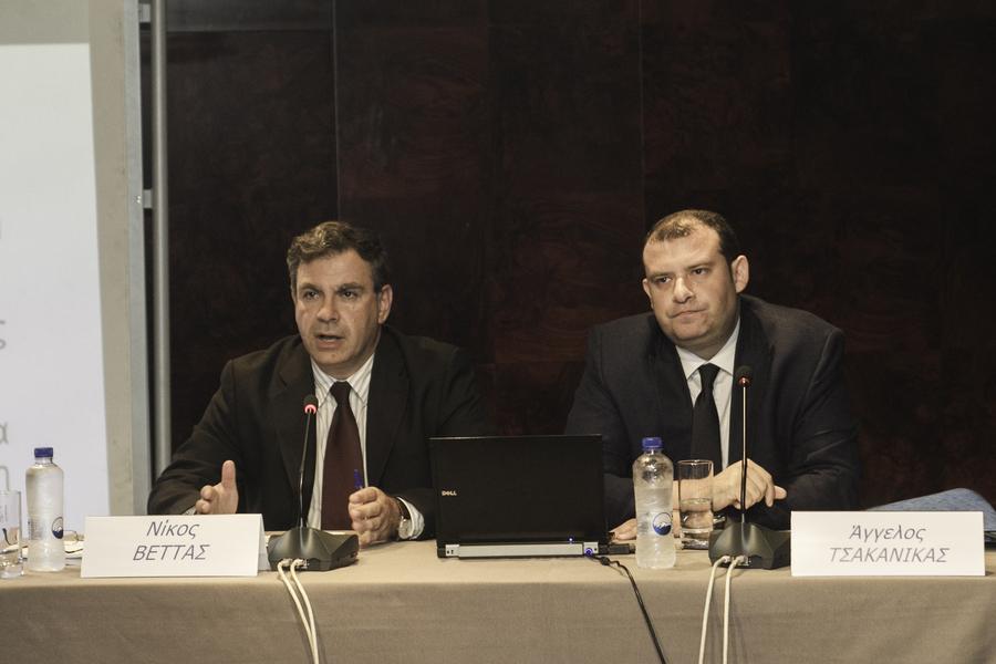ΙΟΒΕ: Επιστροφή στην ανάπτυξη το 2014
