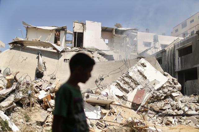Έληξε η εκεχειρία στη Γάζα