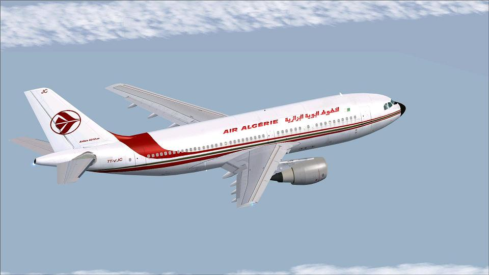 Εξαφάνιση αεροσκάφους των Αλγερινών αερογραμμών (upd)