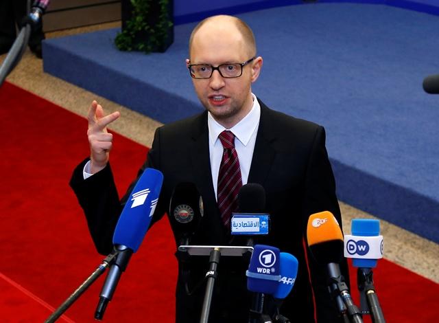 Παραιτήθηκε ο πρωθυπουργός της Ουκρανίας