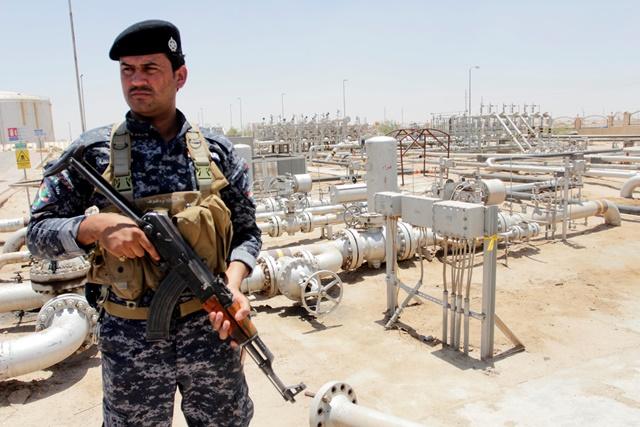 Ιράκ: Κανένα πρόβλημα με την παραγωγή πετρελαίου