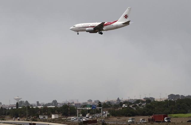 Εντοπίστηκε το σημείο της συντριβής του αεροσκάφους της Air Algerie