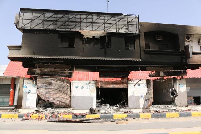 Συνεχίζονται οι συγκρούσεις ανάμεσα σε παραστρατιωτικές ομάδες στη Τρίπολη