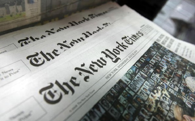New York Times: «Η κρίση χρέους στην ευρωζώνη δεν έχει τερματιστεί»