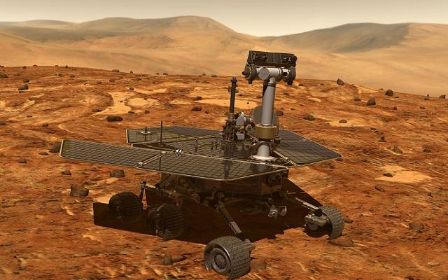 Έσπασε τα διαστημικά κοντέρ το «Opportunity» της NASA